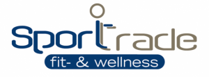 logo Sportrade Fit en Welness